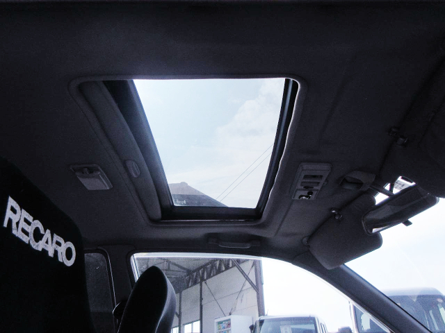 SUNROOF of EP91 STARLET GLANZA V.