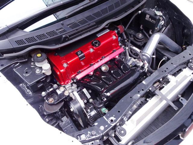 K20A ENGINE with VTEC KILLER.