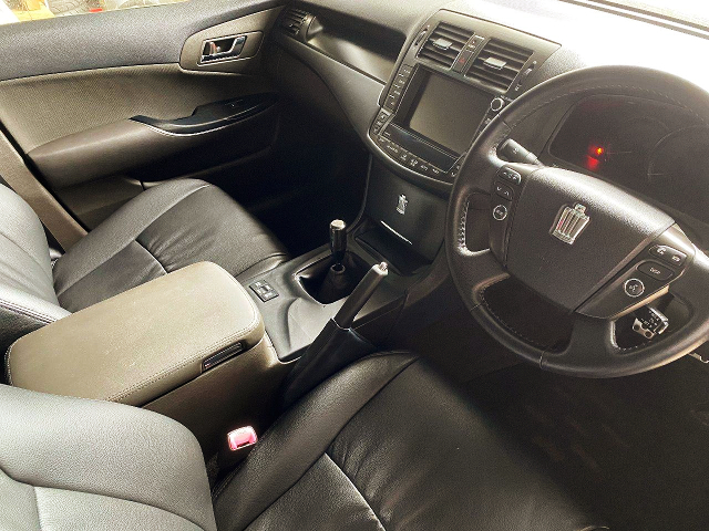MANUAL CONVERSION of GRS204 CROWN 3.5 ATHLETE INTERIOR.