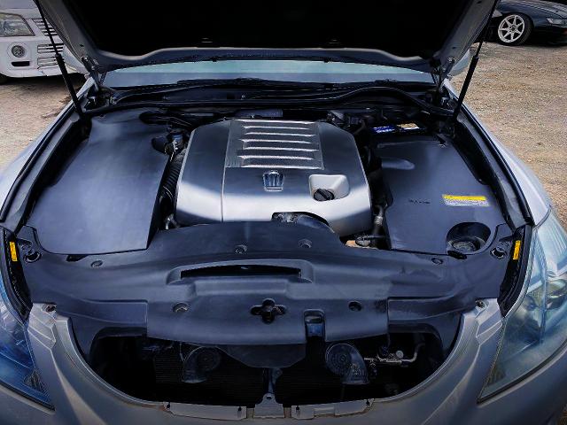 2GR-FSE 3500cc V6 ENGINE.