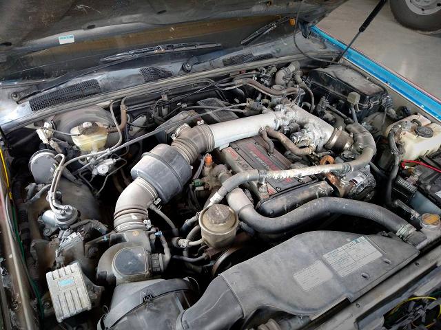 1G-GZE 2.0L SUPERCHARGER ENGINE.