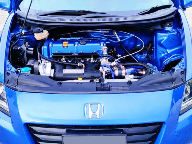 K24A 2.4L i-VTEC ENGINE.