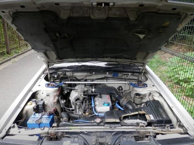 RB20E 2000cc SOHC ENGINE.