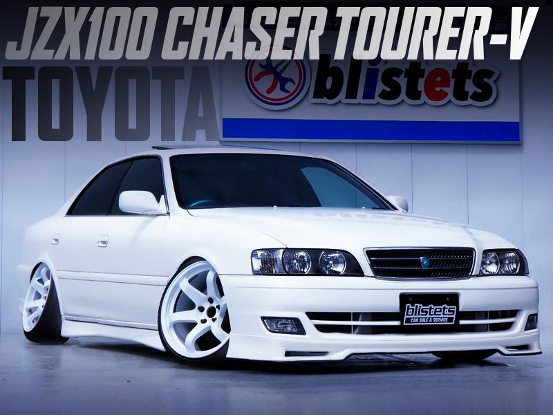 STANCED JZX100 CHASER TOURER-V.