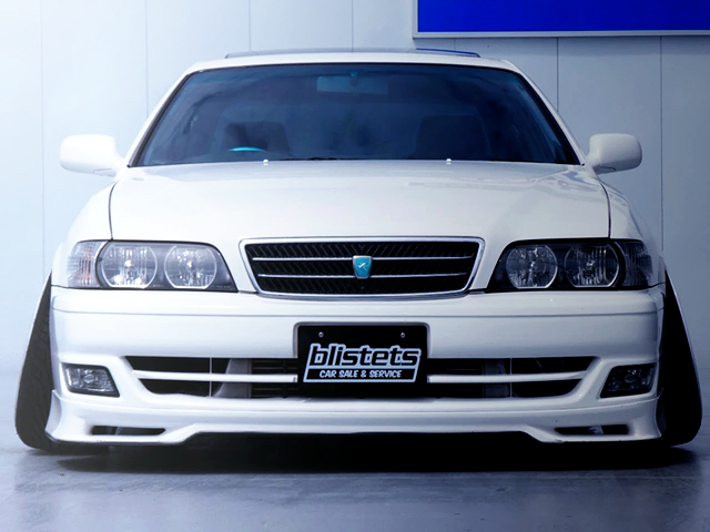 HEAD LIGHT of JZX100 CHASER.