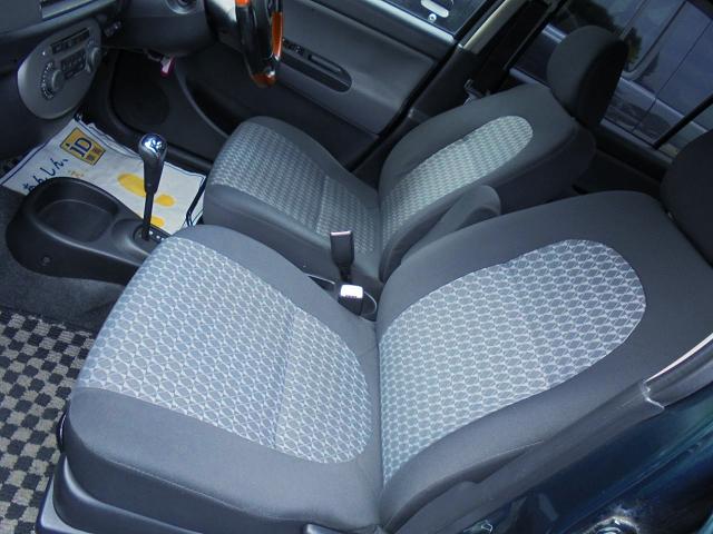 INTERIOR SEATS OF L650S MIRA GINO MINILITE.