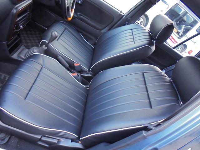 INTERIOR SEATS of L700S MIRA GINO TURBO.