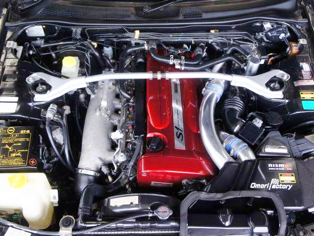 NISMO S1 RB26DETT ENGINE.