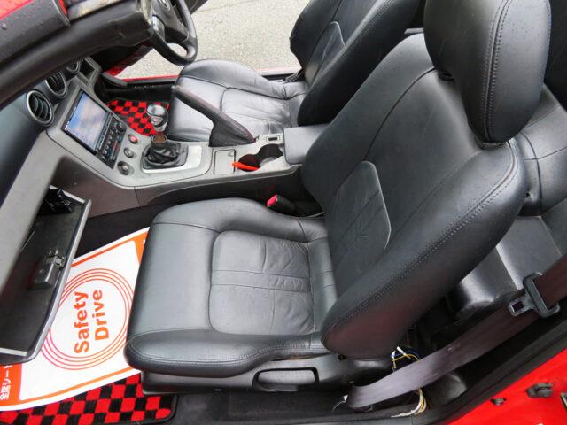 PASSENGER SEAT of S15 SILVIA VARIETTA.