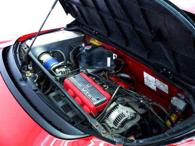 C30A V6 VTEC ENGINE.
