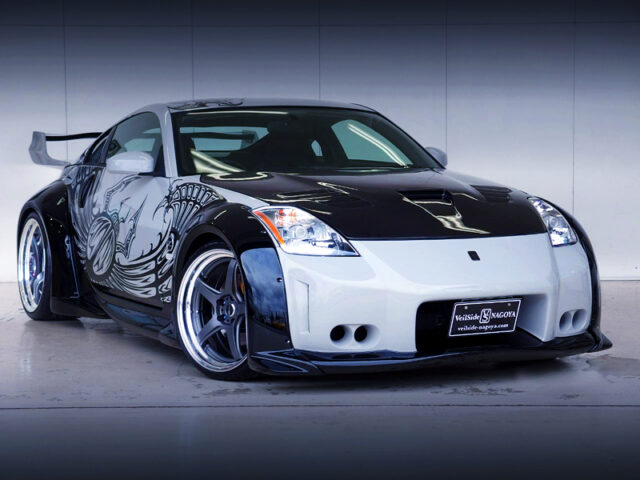 FRONT EXTERIOR of Z33 FAIRLADY Z Ver 3.