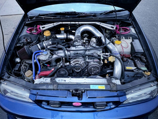 EJ20 BOXER With TOMEI M7760 TURBO.