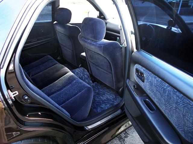 INTERIOR SEATS of JZX100 CRESTA EXCEED G.