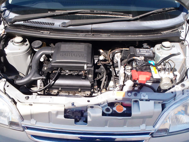 EF-SE NATURALLY ASPIRATED ENGINE.