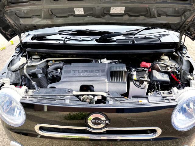 KF-VET TURBO ENGINE.