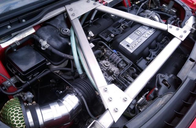 C30A 3000cc VTEC ENGINE.