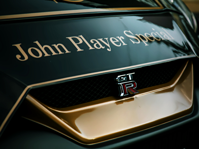John Player Special DECAL.