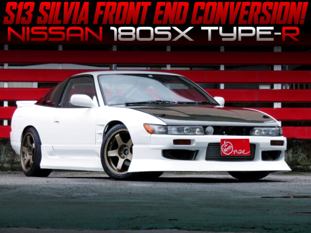 180SX to SILEIGHTY CONVERSION.