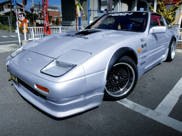 FRONT EXTERIOR of Z31 FAIRLADY Z 200ZR-2.